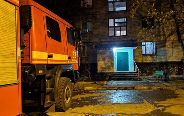 В Днепропетровской области на пожаре погибли два маленьких ребенка