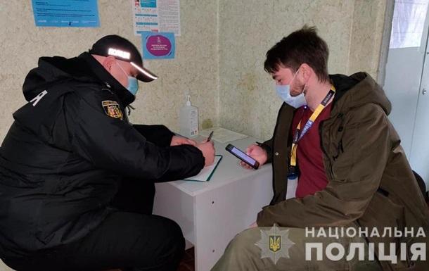 В Черновцах члены избиркома подписали пустые протоколы