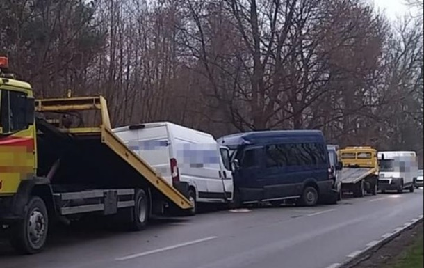 У Польщі зіткнулися мікроавтобуси з українцями, є жертви