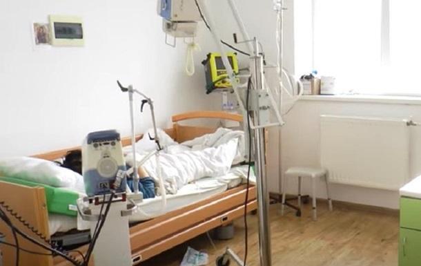 В Украине улучшилась ситуация с койками в COVID-больницах