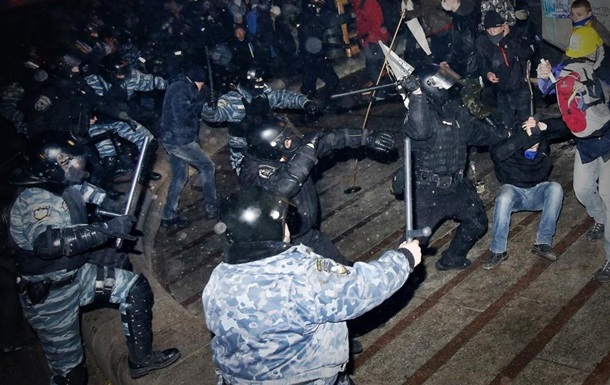 Журналисты назвали Левочкина «заказчиком» бойни на Майдане 30 ноября 2013 года