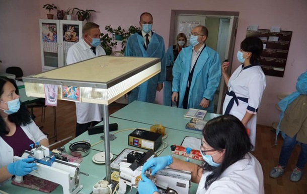 Трагедия с ИВЛ: больницы проверят по всей Украине