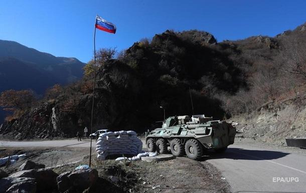 Карабах: Пашинян пояснив відмову від варіанту Путіна