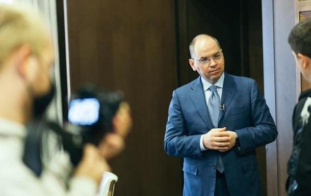 Степанов обнаружил проблемы с кислородом в больницах Житомира