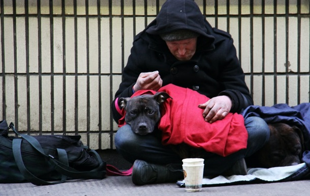 Бездомні Лондона зможуть два тижні пожити в готелі
