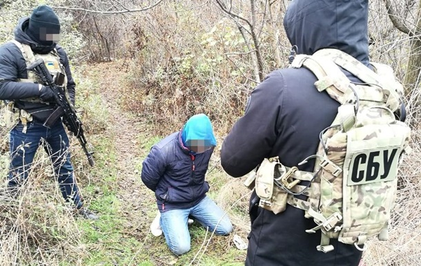 СБУ предотвратила теракт  МГБ ДНР