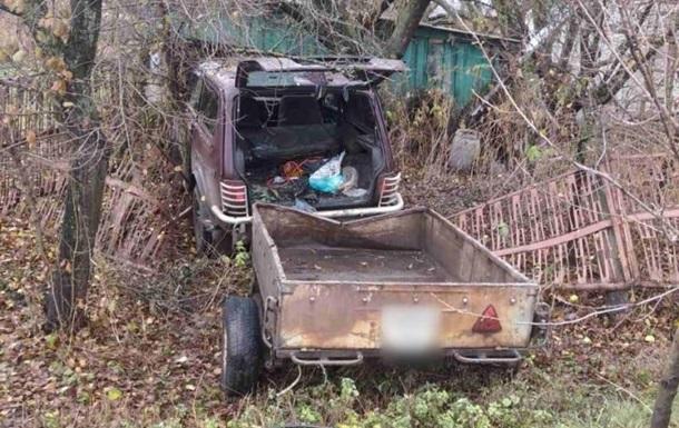 На Харківщині підліток за добу викрав три авто і тричі потрапив у ДТП