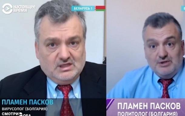 В Беларуси на госТВ выступают одни и те же люди в разных ролях