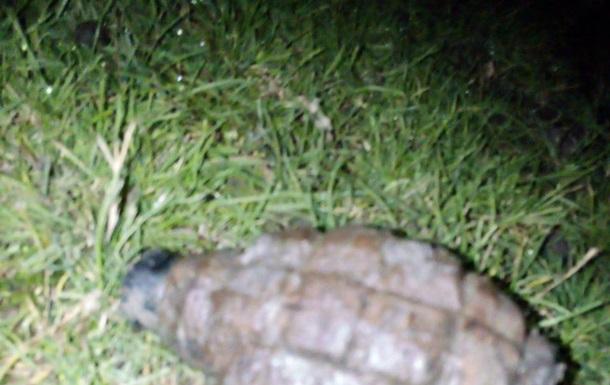 В Одесской области дети играли с гранатой