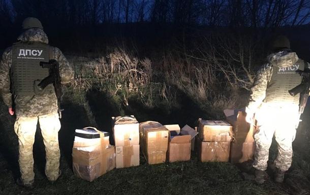 Парфуми, годинники, COVID-тести: на кордоні з РФ затримано контрабанду