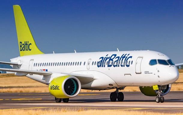 АirBaltic возобновит авиарейсы в Украину