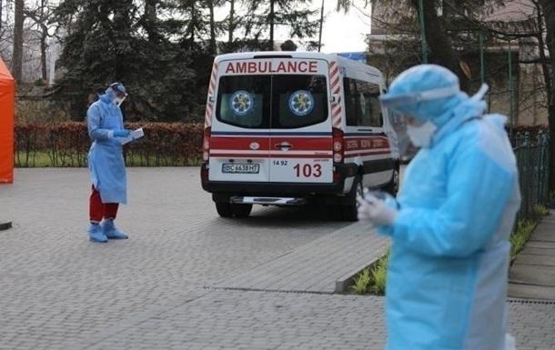 В Україні різкий стрибок захворюваності на COVID-19