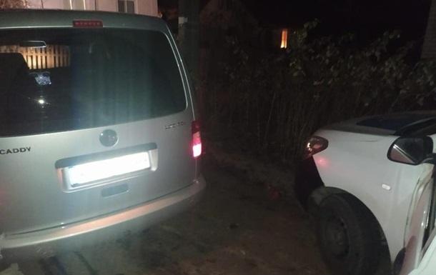 На Киевщине патрульные применили оружие для остановки авто