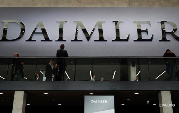 Сотрудники Daimler получат по €1 тысяче из-за пандемии