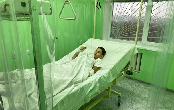 Подожженный друзьями мальчик из Бердянска рассказал об инциденте