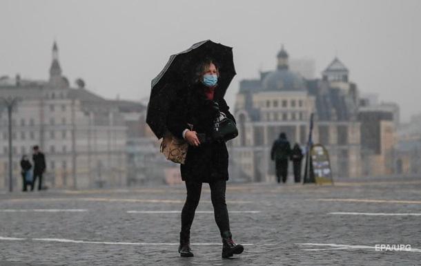 У РФ рекордно зростає смертність від коронавірусу