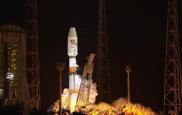 Ракета Союз вивела на орбіту супутник ОАЕ