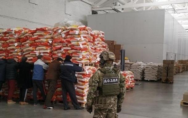 В Украине изъяли более пятисот тонн морепродуктов