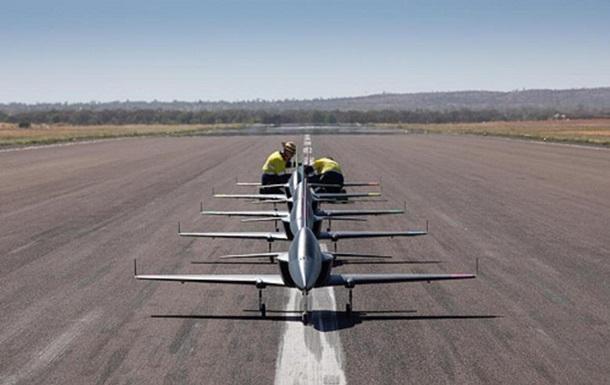 Boeing испытал 'умные' боевые беспилотники
