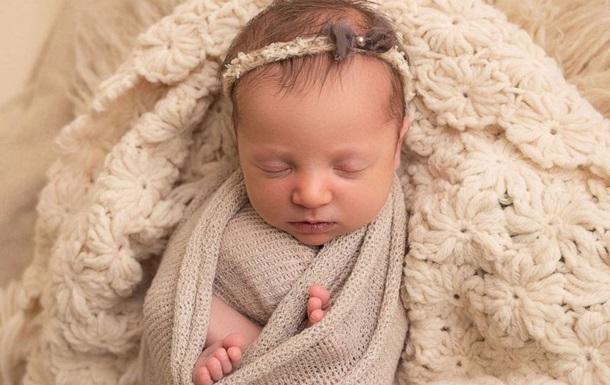 Американка родила девочку, которую зачали в 1992 году