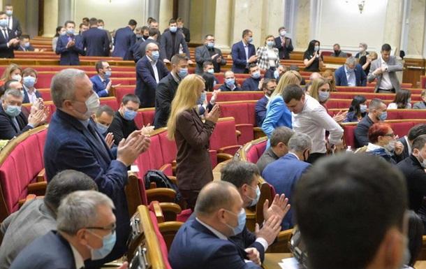 ВР определилась с законопроектом по е-декларациям