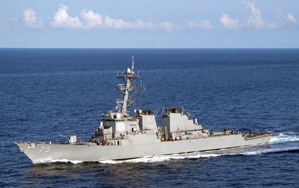 Американский эсминец оставил воды Черного моря