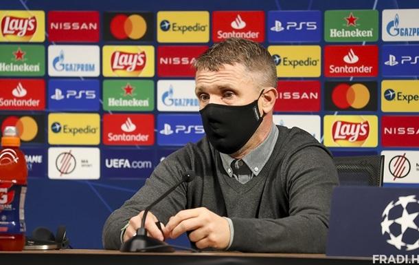 Ребров: Було непросто потрапити в групу, де грає Динамо