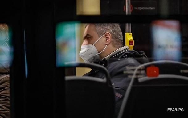 У Росії оновлений рекорд приросту коронавірусу