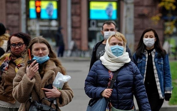 В Киеве за сутки 1364 новых случая COVID-19