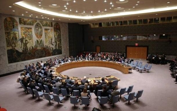 В СБ ООН приняли заявление по выступлению ЛДНР