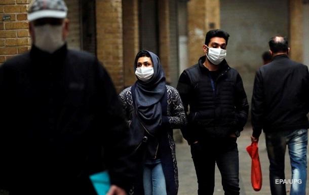 Іран переступив поріг в 1 млн випадків коронавірусу