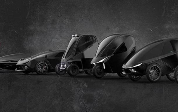 Daymak представив серію легкого електротранспорту