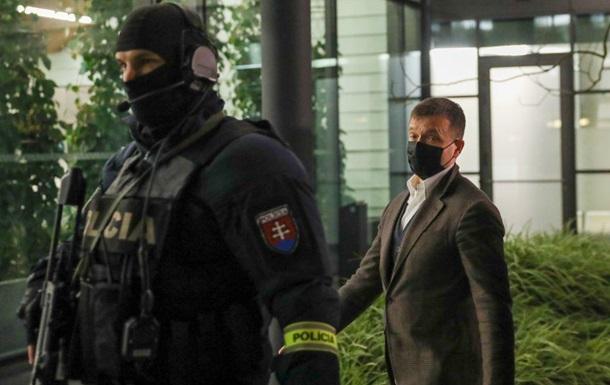 У Словаччині затримали мільярдера за звинуваченням у корупції