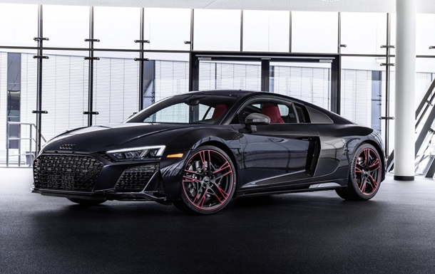 В Audi представили редкую версию спорткара