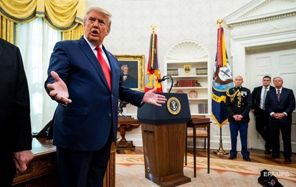 Трамп ветирует документ с санкциями против СП-2