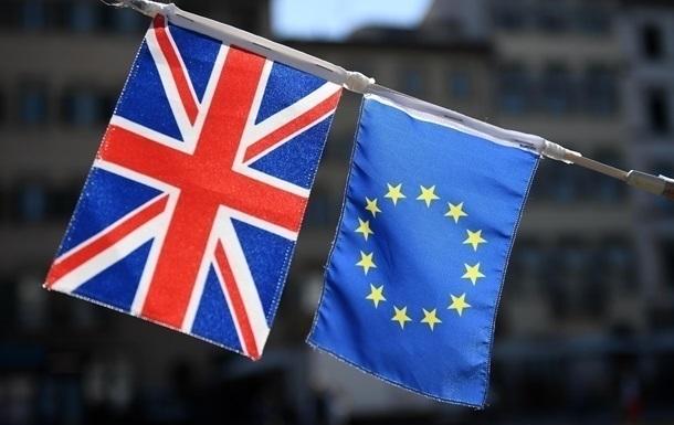 У Британії заявили про крок назад у переговорах з ЄС