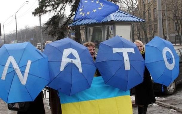 Украина рассчитывает вступить в НАТО через 10 лет