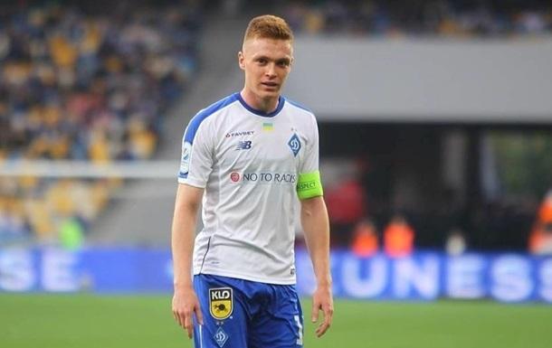 Цыганков - лучший футболист Динамо в ноябре