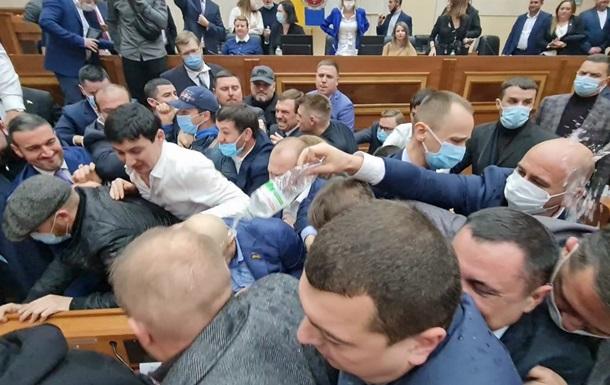 Депутаты с трудом избрали губернатора Одесской области
