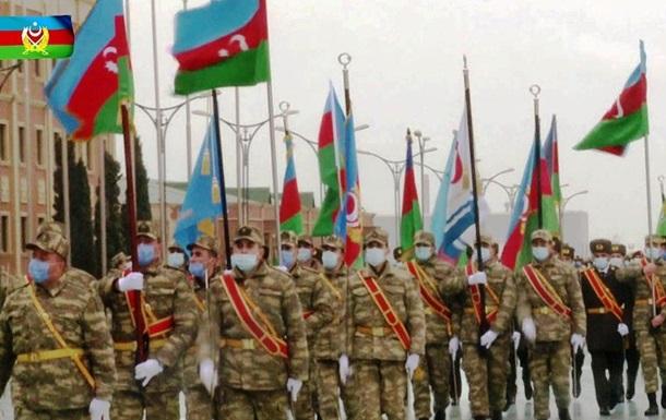 Азербайджан проведет торжественный парад в честь победы в Нагорном Карабахе