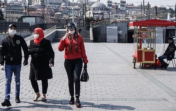 В Турции за сутки зафиксировано рекордное число смертей от COVID-19