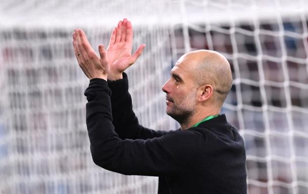 Гвардіола провів 700 матчів у кар єрі тренера