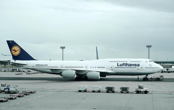 Lufthansa заявила о масштабном сокращении штата