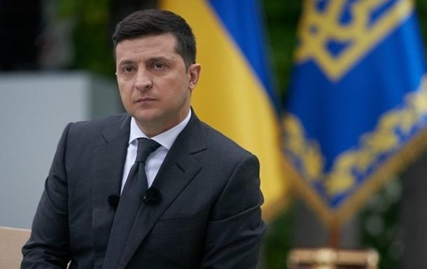 Зеленский заявил о месяце без потерь на Донбассе