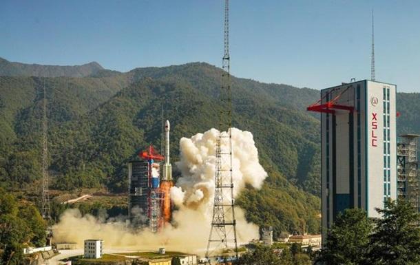 Китай успішно запустив супутник зондування Землі