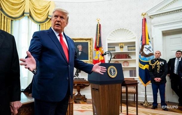 Трамп не пойдет на инаугурацию Байдена - СМИ