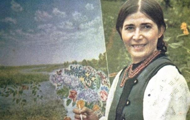Google посвятил дудл украинской художнице