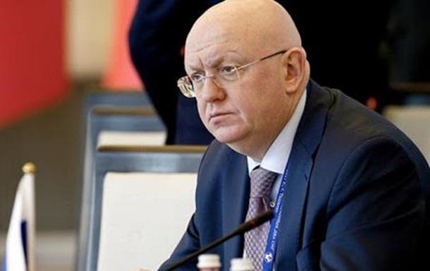 Представник РФ в ООН визнав війну на Донбасі конфліктом Росії і України