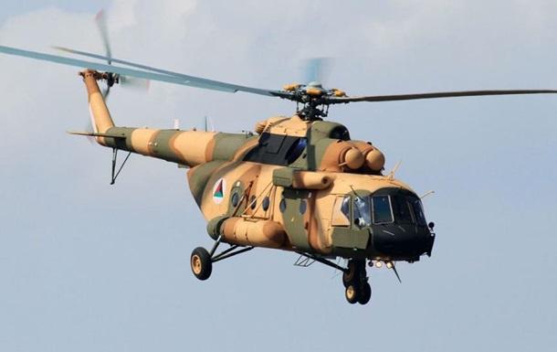 В РФ обвинили Украину в незаконном ремонте вертолетов Афганистана