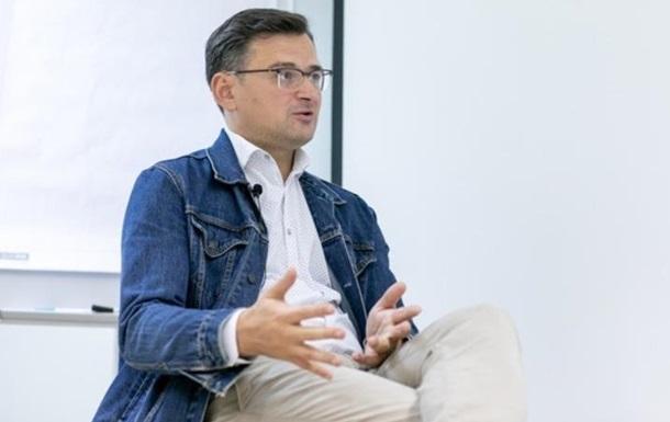 Кулеба не знает, когда начнется план Б по Донбассу